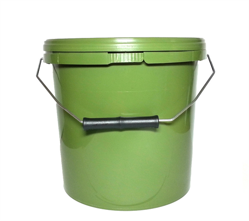 3L Green Bait Bucket - JL Fishing Tackle