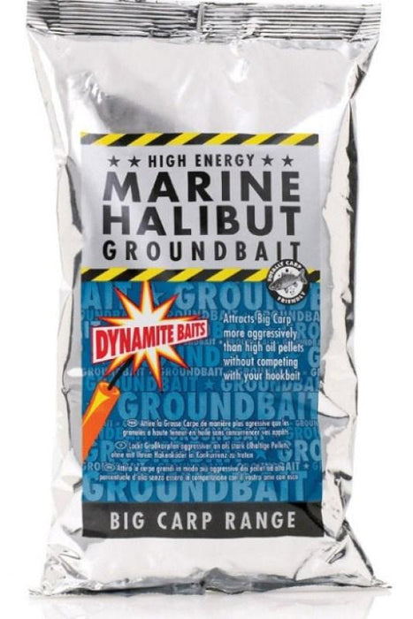 Dynamite High Energy Marine Halibut Groundbait 1KG - JL Fishing Tackle