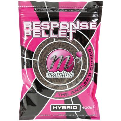 Mainline Response 5MM Carp Fishing Pellets - Hybrid 400G - JL Fishing Tackle