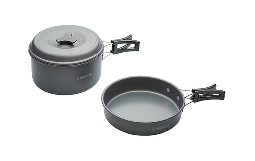 Trakker Two-Piece Cookware set