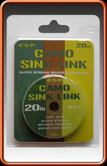 ESP Camo Sink Link - JL Fishing Tackle
