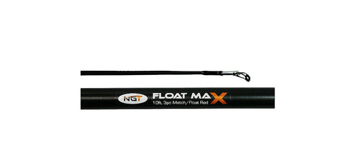 NGT Float Max 10ft 3pc Match/Float Rod - JL Fishing Tackle