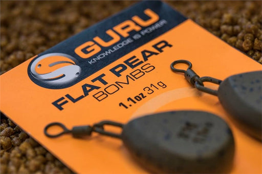 Guru Flat Pear Bomb - JL Fishing Tackle