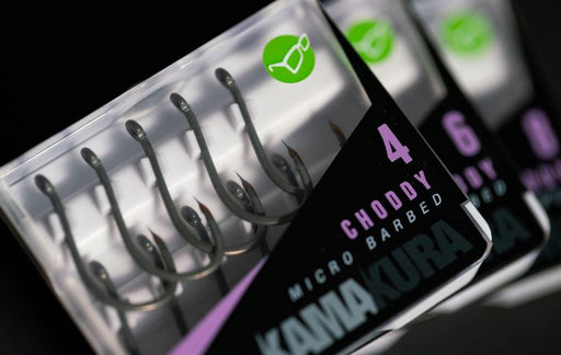 Korda Kamakura Choddy Hooks - JL Fishing Tackle
