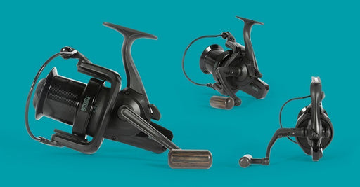 Mitchell Avocast 8000 Black Edition Reel - JL Fishing Tackle