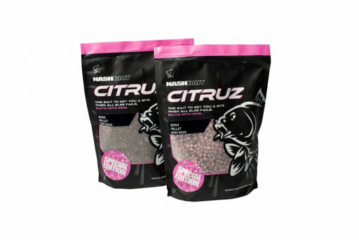 Nash Citruz Feed Pellet