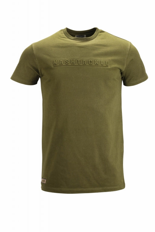 Nash Emboss T-Shirt - JL Fishing Tackle