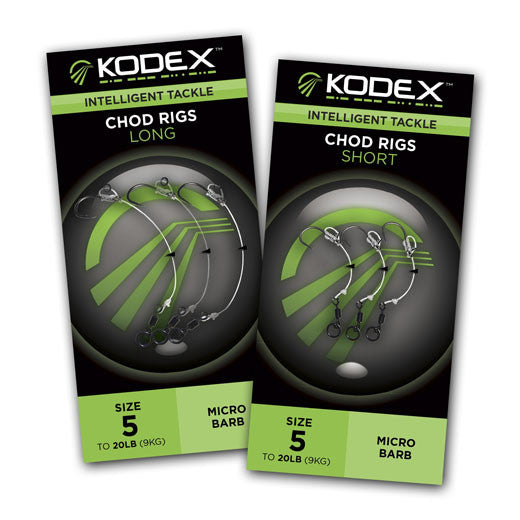 Kodex Chod Rigs - JL Fishing Tackle