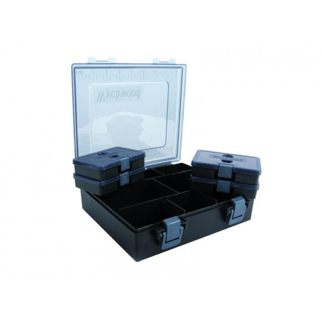 Wychwood Complete Tackle Boxes - JL Fishing Tackle