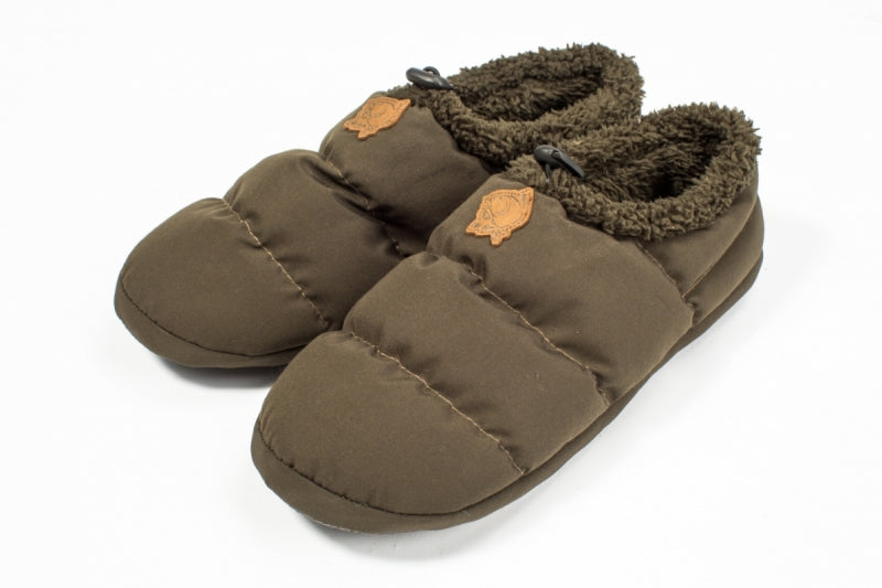 Nash ZT Bivvy Slippers - JL Fishing Tackle