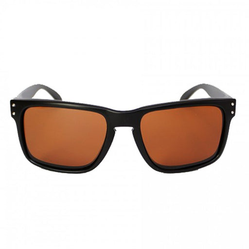 Fortis Bays Polarised Sunglasses - Brown Lens