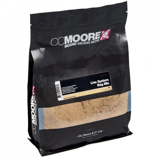 CC Moore Live System Bag Mix - JL Fishing Tackle