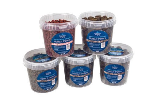 Copdock Halibut Pre-Drilled Pellets - JL Fishing Tackle