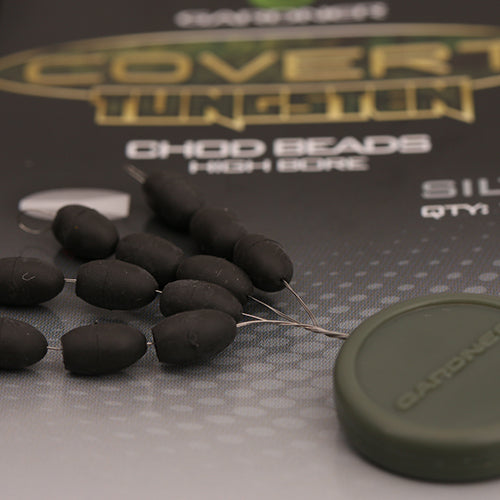 Gardner Covert Tungsten High Bore Chod Beads