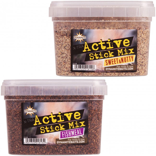 Dynamite Xtra Active Stick Mix - JL Fishing Tackle
