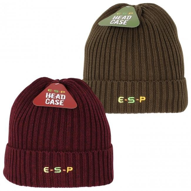 ESP Knitted Head Case Beanie - JL Fishing Tackle