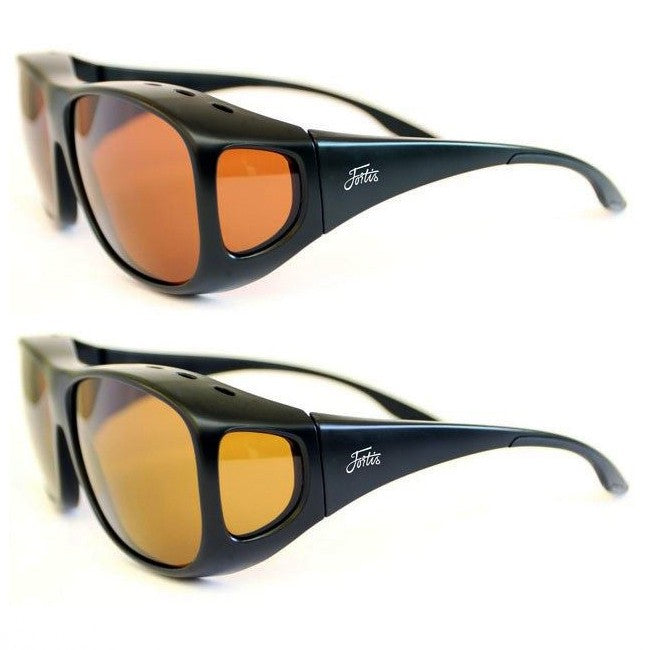 Fortis OverWraps Sunglasses - JL Fishing Tackle