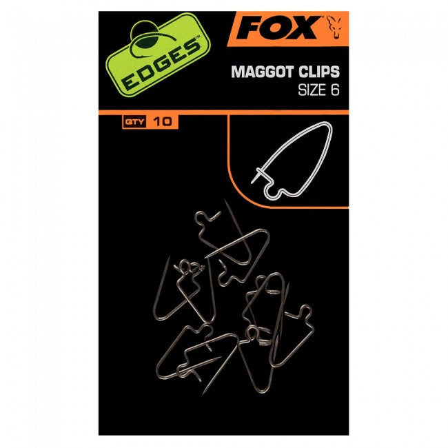Fox Edges Maggot Clips - JL Fishing Tackle
