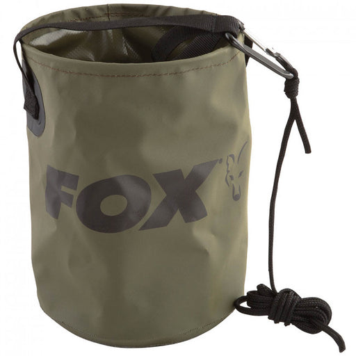 Fox Collapsible Water Bucket 4.5ltr - JL Fishing Tackle