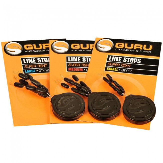 Guru SUPER TIGHT LINE STOPS - JL Fishing Tackle