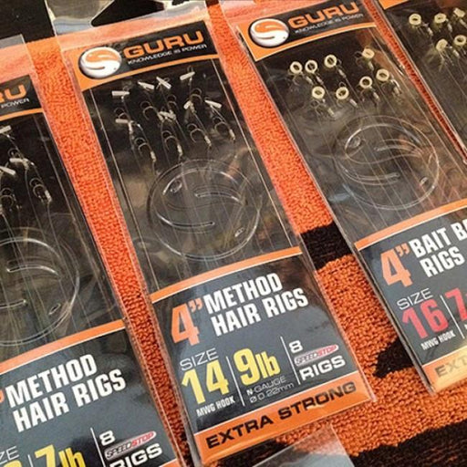 Guru METHOD RIGS WITH SPEED STOPS - JL Fishing Tackle