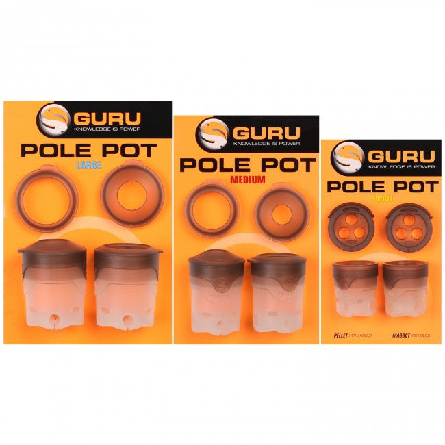Guru Pole Pot - JL Fishing Tackle