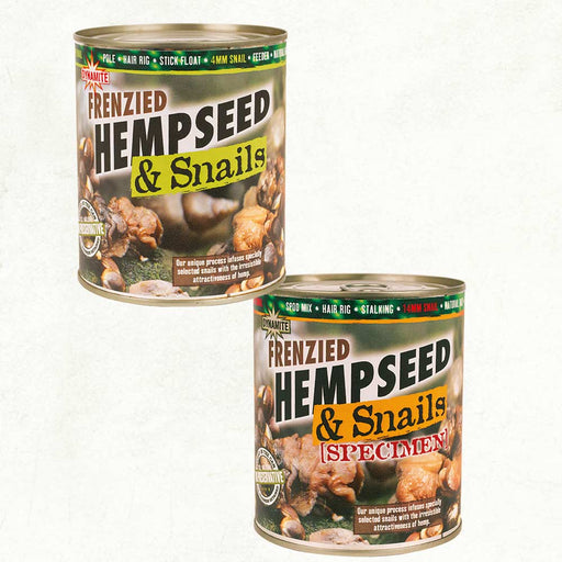 Dynamite Hempseed & Snails - JL Fishing Tackle