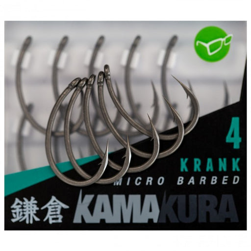 Korda Kamakura Sharpened Krank Hook