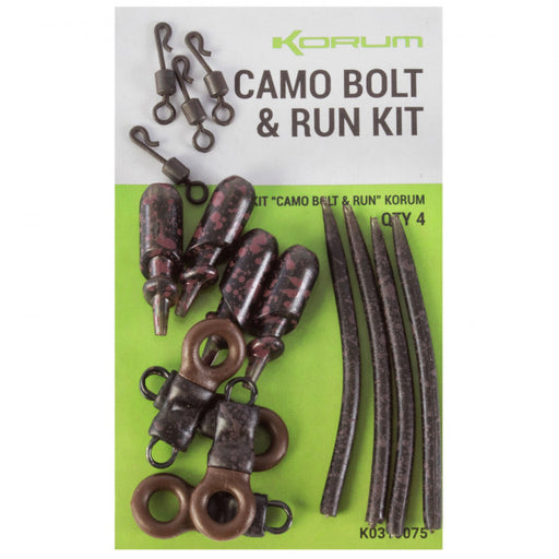 Korum Camo Bolt & Run Kit - JL Fishing Tackle