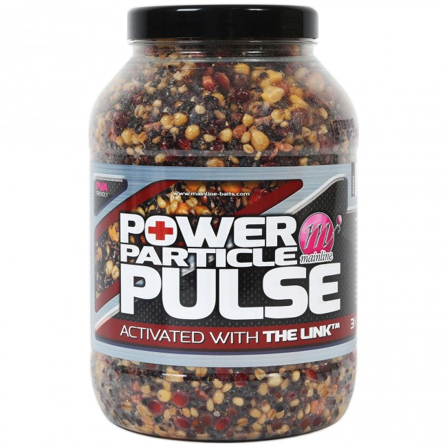 Mainline Power Particle Mixes The Link - JL Fishing Tackle