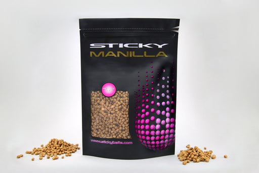 Sticky Baits Manilla Pellets - JL Fishing Tackle