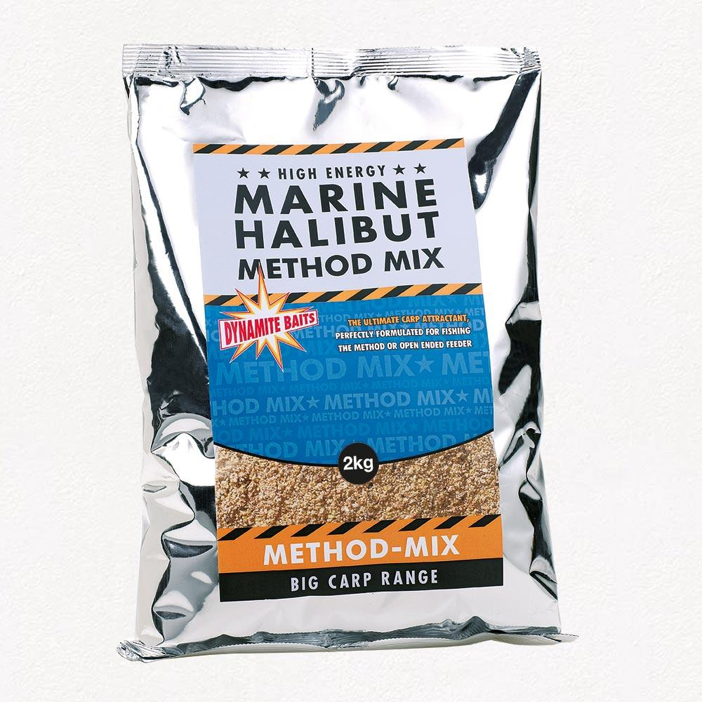 Dynamite High Energy Marine Halibut Method Mix 2KG - JL Fishing Tackle