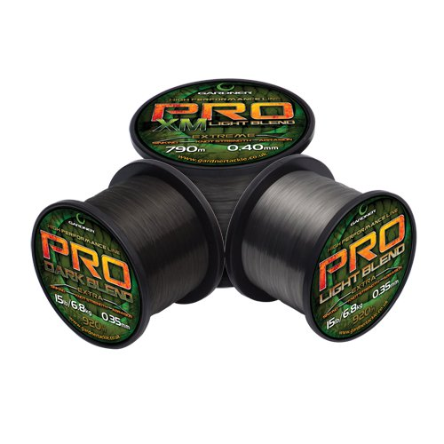 Gardner PRO XM Light Blend Hight Performance Line
