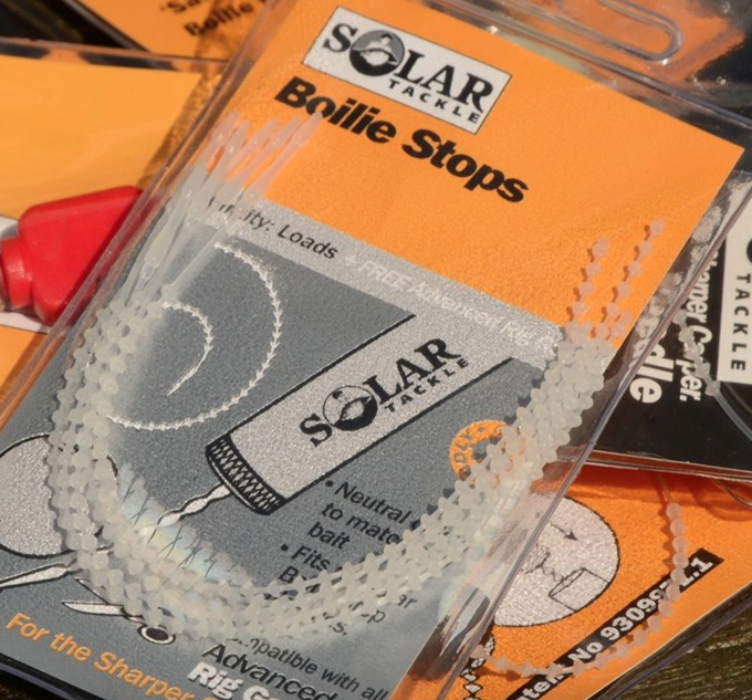 Solar Boilie Stops Natural - JL Fishing Tackle
