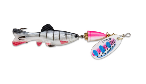 Blue Fox Vibrax Chaser - Rainbow Trout - JL Fishing Tackle