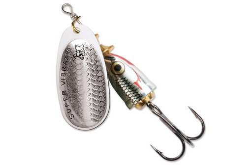 Blue Fox Vibrax Shad - Silver Shad - JL Fishing Tackle