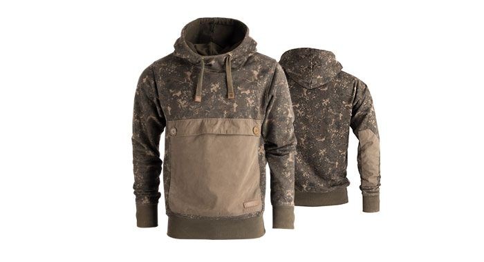 Nash ZT Subterranean Camo Hoody - JL Fishing Tackle