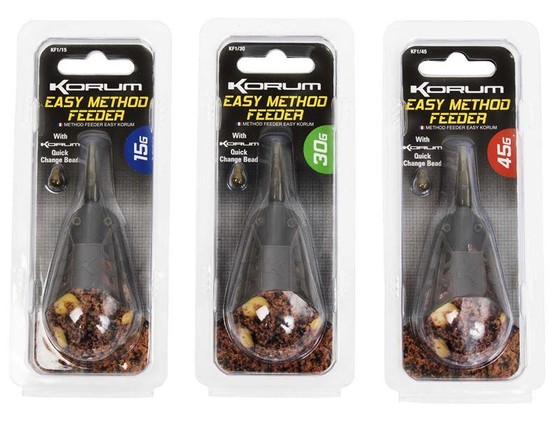 Korum Easy Method Feeder - JL Fishing Tackle