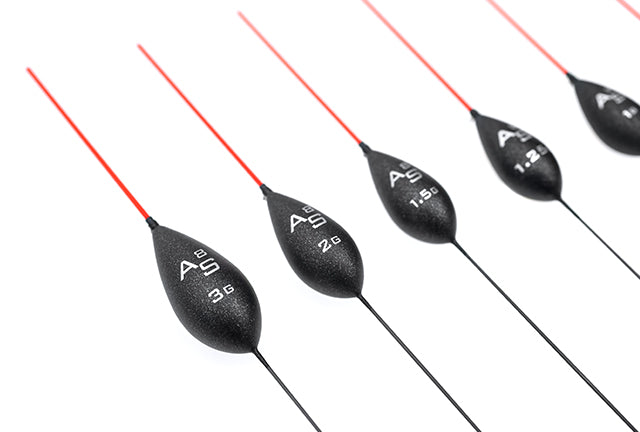 Drennan AS8 Pole Float with 4 interchangeable tips - JL Fishing Tackle