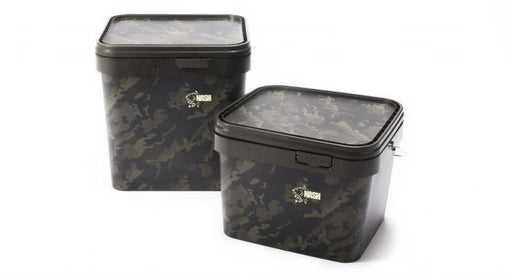 Nash Rectangular Buckets