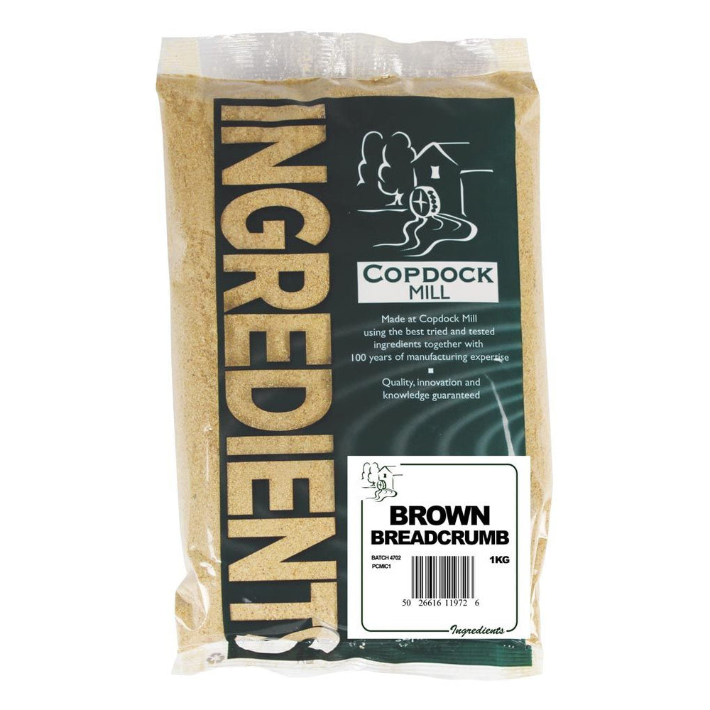 Copdock Brown Breadcrumb - JL Fishing Tackle