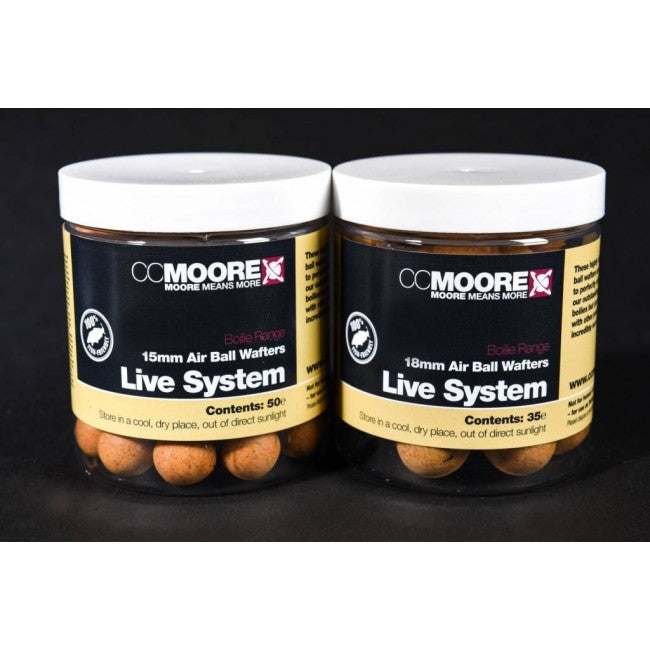 CC Moore Air Ball Wafters Live System - JL Fishing Tackle