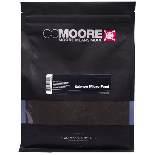 CC Moore Salmon Micro Feed 1kg - JL Fishing Tackle