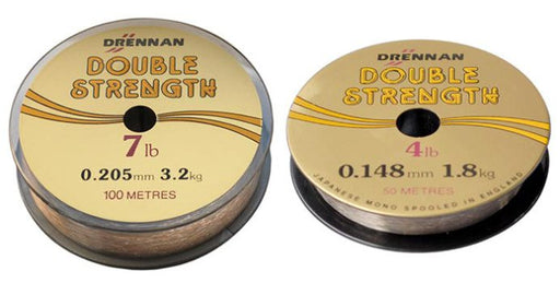 Drennan Double Strength 50m Line - JL Fishing Tackle