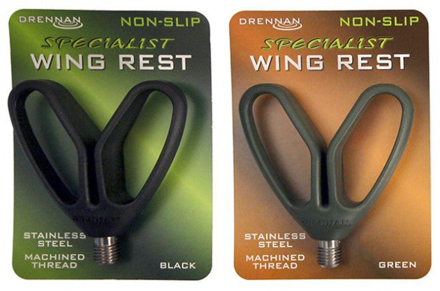 Drennan Non-Slip Specialist Wing Rest - JL Fishing Tackle
