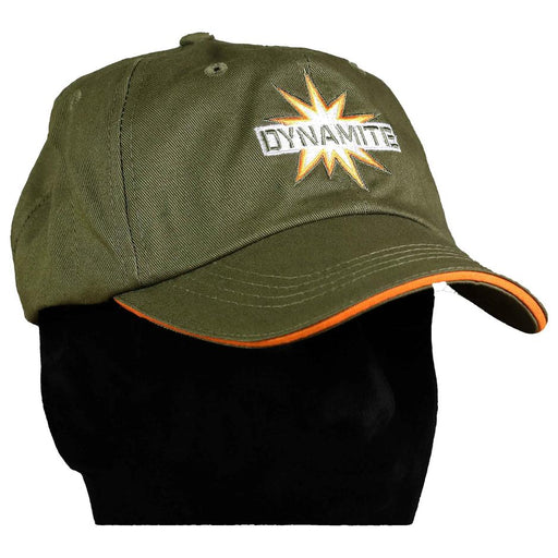 Dynamite Olive Cap - JL Fishing Tackle