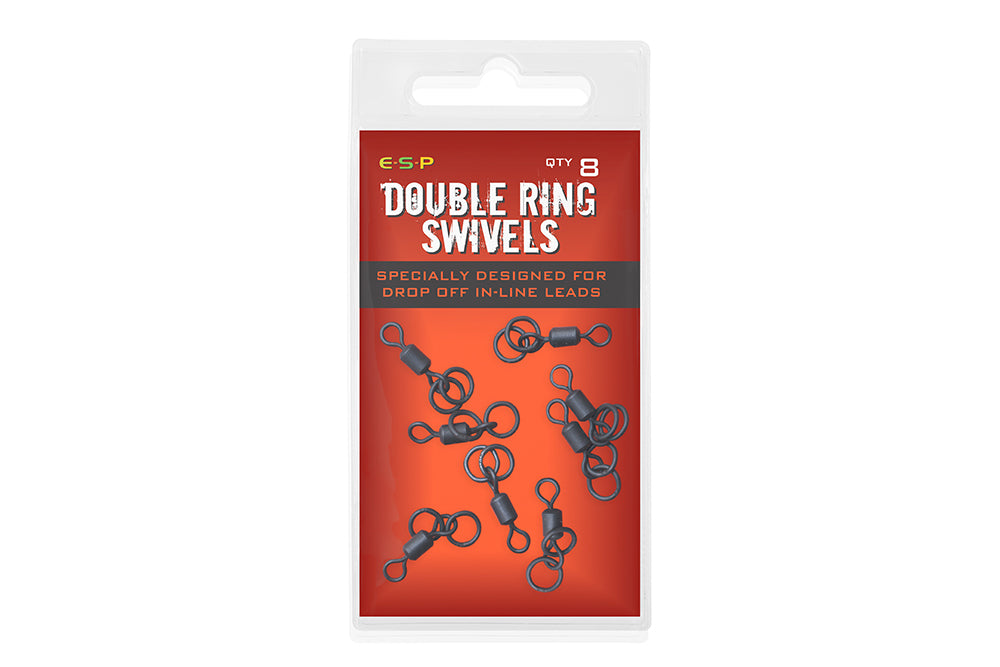 ESP Double Ring Swivels - JL Fishing Tackle
