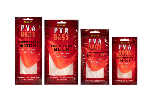 ESP PVA BAG Perforated