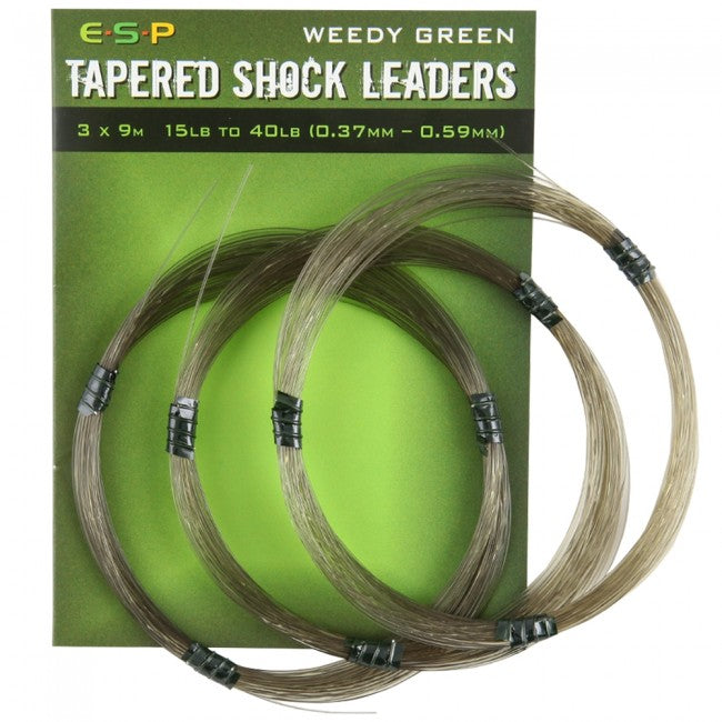 ESP Tapered Shock Leaders - JL Fishing Tackle