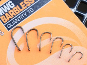 Guru MWG Barbless Hooks - JL Fishing Tackle